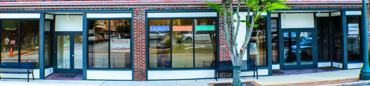 Laurens County Museum